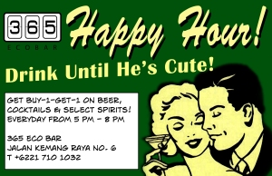happy hour add